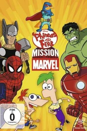 Image Phineas and Ferb: Mission Marvel