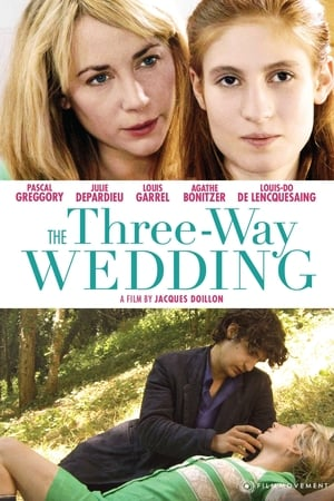 Image The Three-way Wedding