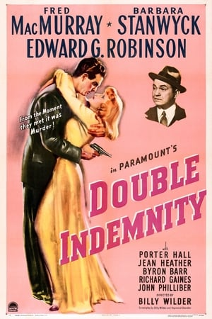 Poster Double Indemnity 1944