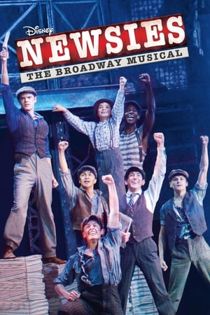 Image Newsies: The Broadway Musical