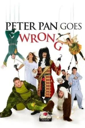 Image Peter Pan Goes Wrong
