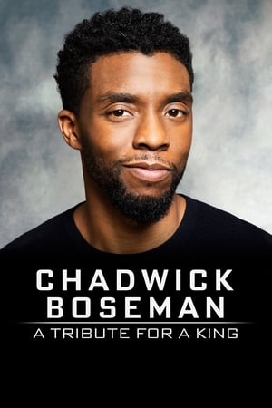 Image Chadwick Boseman:  A Tribute for a King