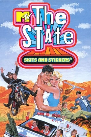 Image MTV: The State, Skits and Stickers