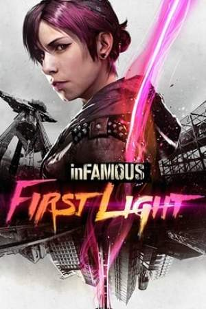 Image Infamous: First Light