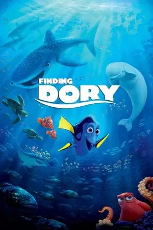 Image Finding Dory