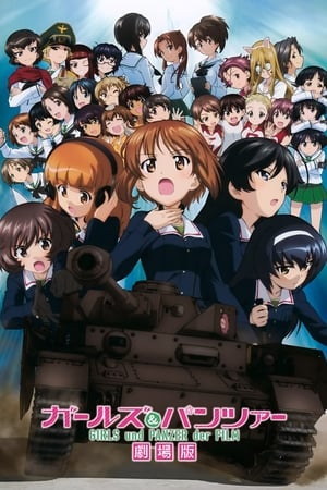 Image Girls & Panzer: The Movie