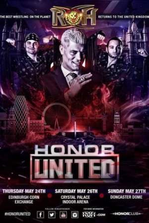 Image ROH Honor United: London