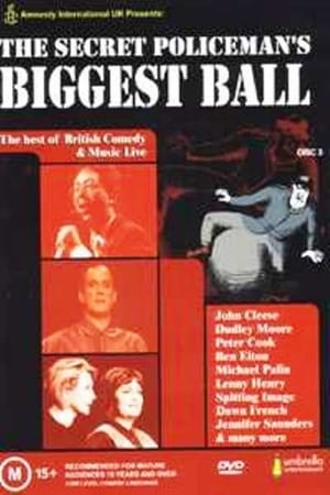 Image The Secret Policeman's Biggest Ball