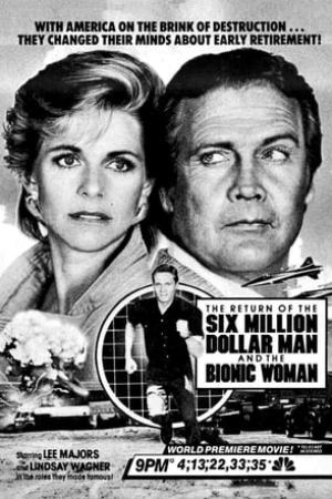 Image The Return of the Six-Million-Dollar Man and the Bionic Woman