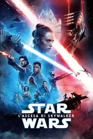 Poster Star Wars: L'ascesa di Skywalker 2019