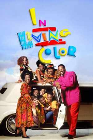 Poster In Living Color 1990
