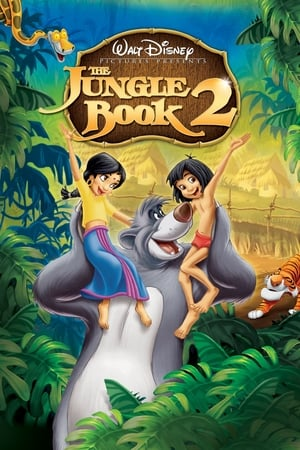 Poster The Jungle Book 2 2003