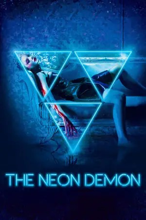 Poster The Neon Demon 2016
