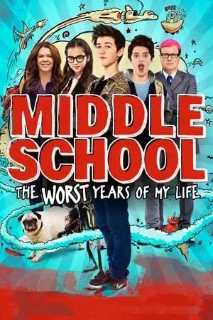 Image Middle School: The Worst Years of My Life