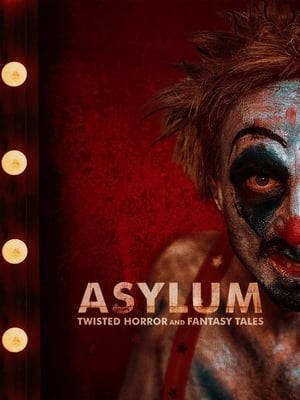Image ASYLUM: Twisted Horror and Fantasy Tales