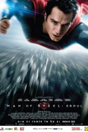 Image Man of Steel: Eroul