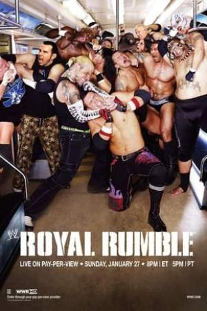 Image WWE Royal Rumble 2008
