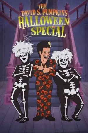 Image The David S. Pumpkins Halloween Special
