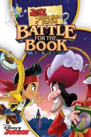 Image Jake and the Never Land Pirates: Battle For The Book
