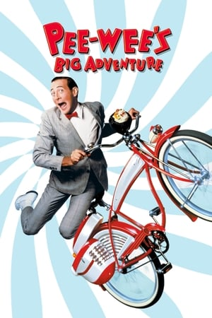 Image Pee-wee's Big Adventure
