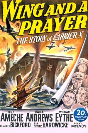 Poster Wing and a Prayer 1944