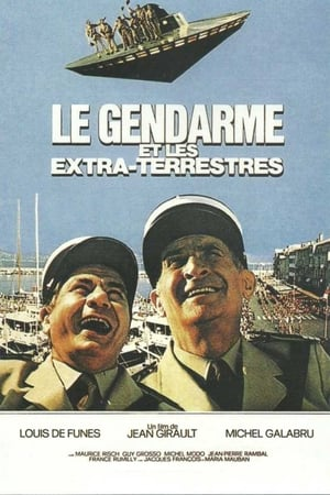 Image The Gendarme and the Creatures from Outer Space