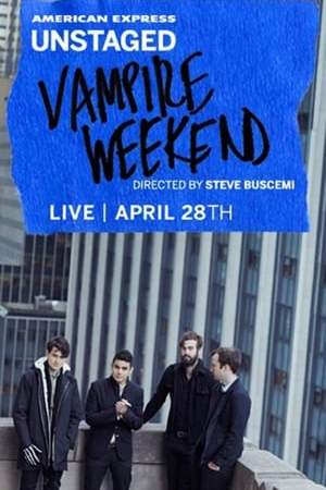 Image AMEX Unstaged Presents: Vampire Weekend
