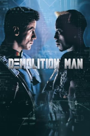 Poster Demolition Man 1993