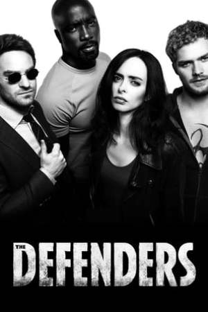 Poster Marvel's The Defenders Season 1 Royal Dragon 2017