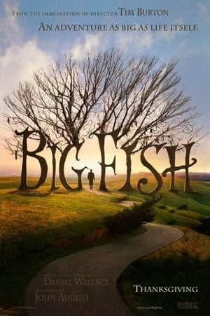 Image Big Fish: Tim Burton - Storyteller