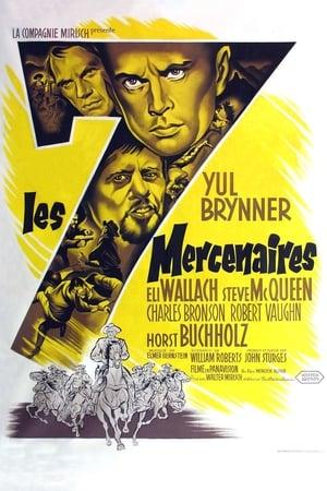 Les 7 Mercenaires 2016 Streaming : mercenaires, streaming, Voir-VF!, Mercenaires, Streaming, Complet, (1960)