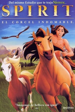 Image Spirit: El corcel indomable