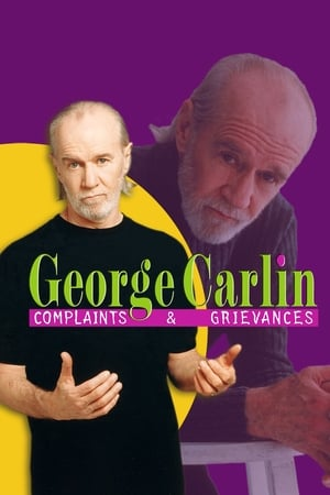 Image George Carlin: Complaints & Grievances