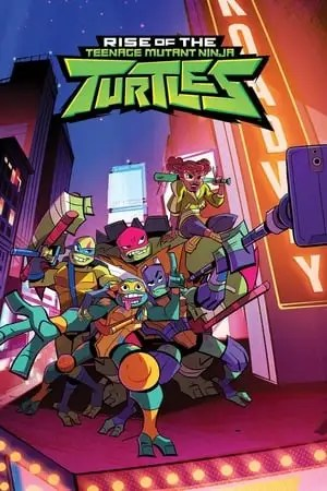 Image Rise of the Teenage Mutant Ninja Turtles