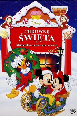 Image Celebrate Christmas With Mickey, Donald & Friends