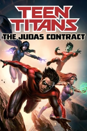Image Teen Titans: The Judas Contract