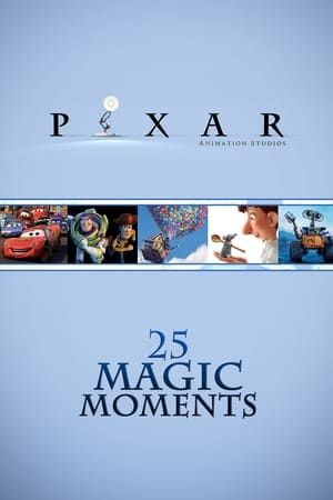 Image Pixar 25 Magic Moments