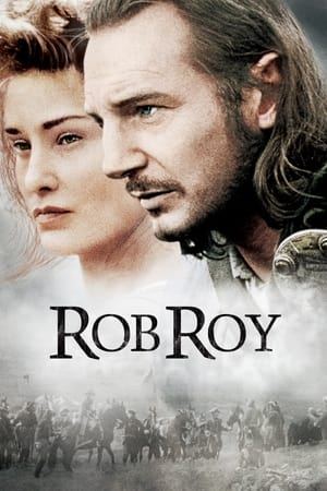 Poster Rob Roy 1995