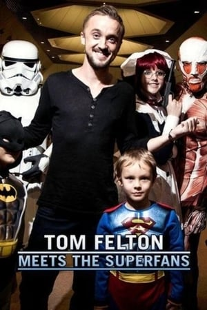 Image Tom Felton Meets the Superfans