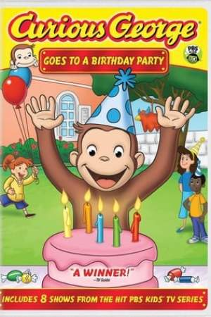 Image Curious George: Goes to a Birthday Party