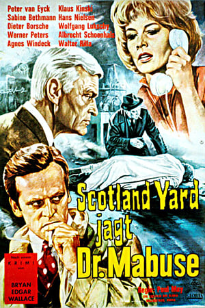 Image Dr. Mabuse vs. Scotland Yard
