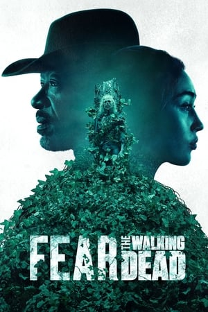 Poster Fear the Walking Dead 2015