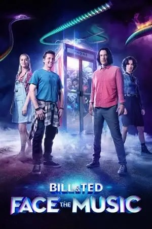 Poster Bill et Ted Sauvent l'univers 2020