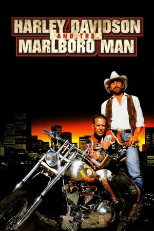 Image Harley Davidson and the Marlboro Man