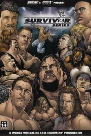 Image WWE Survivor Series 2004