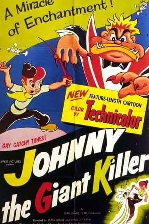 Image Johnny the Giant Killer