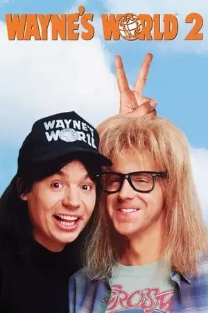 Poster Wayne's World 2 1993