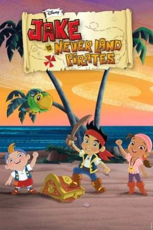 Image Jake and the Never Land Pirates: Cubby's Goldfish