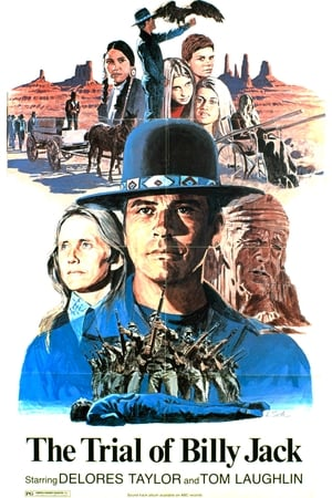 Poster The Trial of Billy Jack 1974