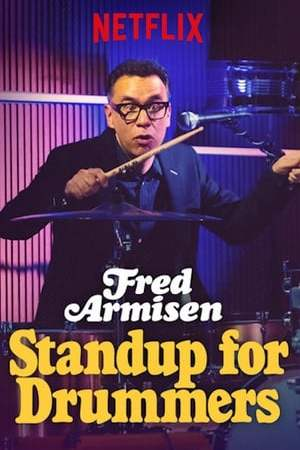 Image Fred Armisen: Standup for Drummers